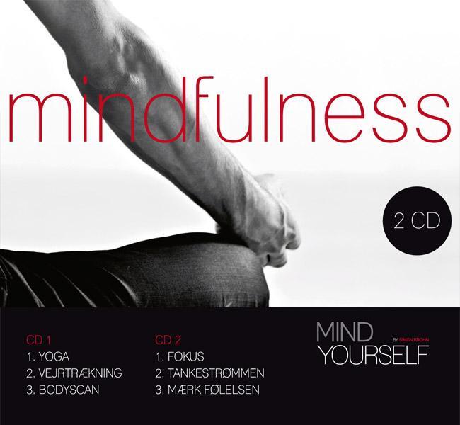 Mindfulness cd (simon krohn) fra N/A på mindly.dk