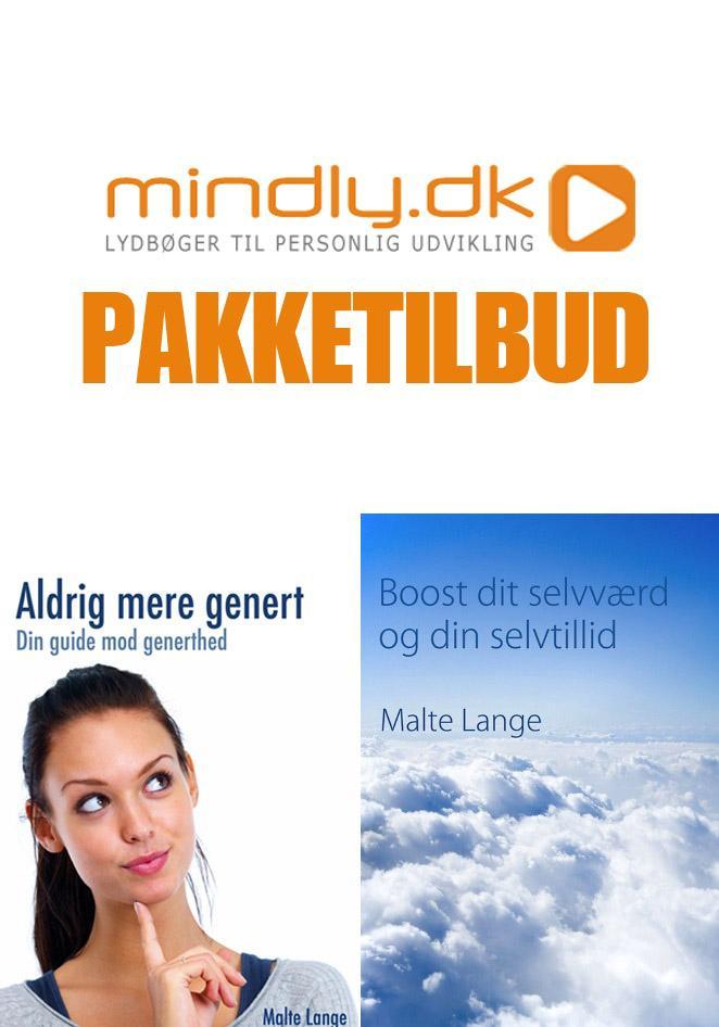 N/A – Boost dit selvværd og din selvtillid + aldrig mere genert (pakketilbud) på mindly.dk