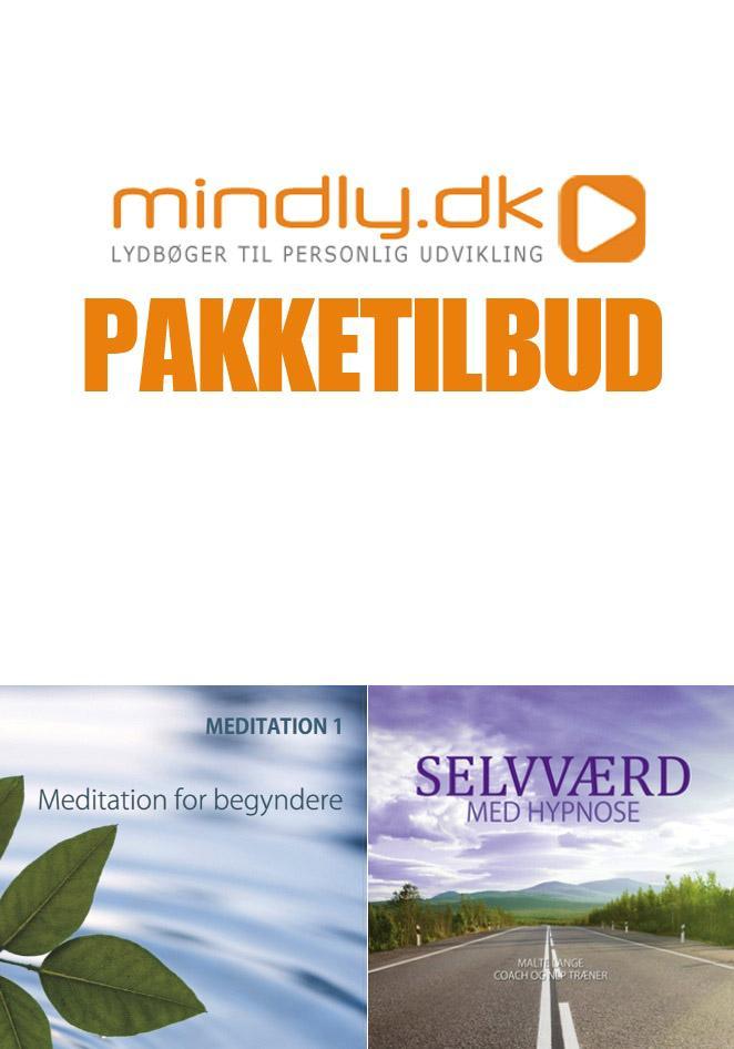 Meditation 1 + selvværd med hypnose (pakketilbud) fra N/A på mindly.dk
