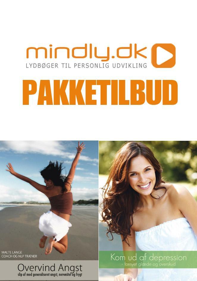 N/A – Overvind angst + kom ud af depression (pakketilbud) på mindly.dk