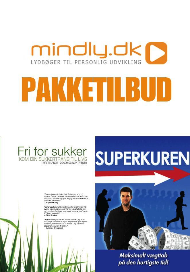 Superkuren + fri for sukker (pakketilbud) fra N/A på mindly.dk