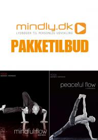 Simon Krohn - Mindful Flow, Peaceful Flow og Mindfulness CD  (Pakketilbud)
