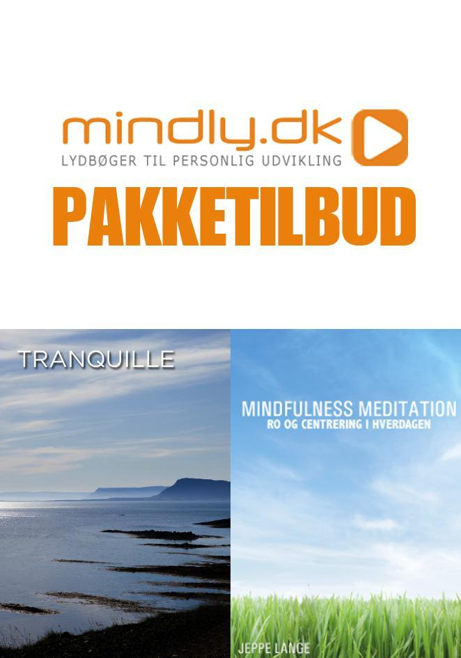 Image of   Mindfulness Meditation + Meditationsmusik (Pakketilbud)