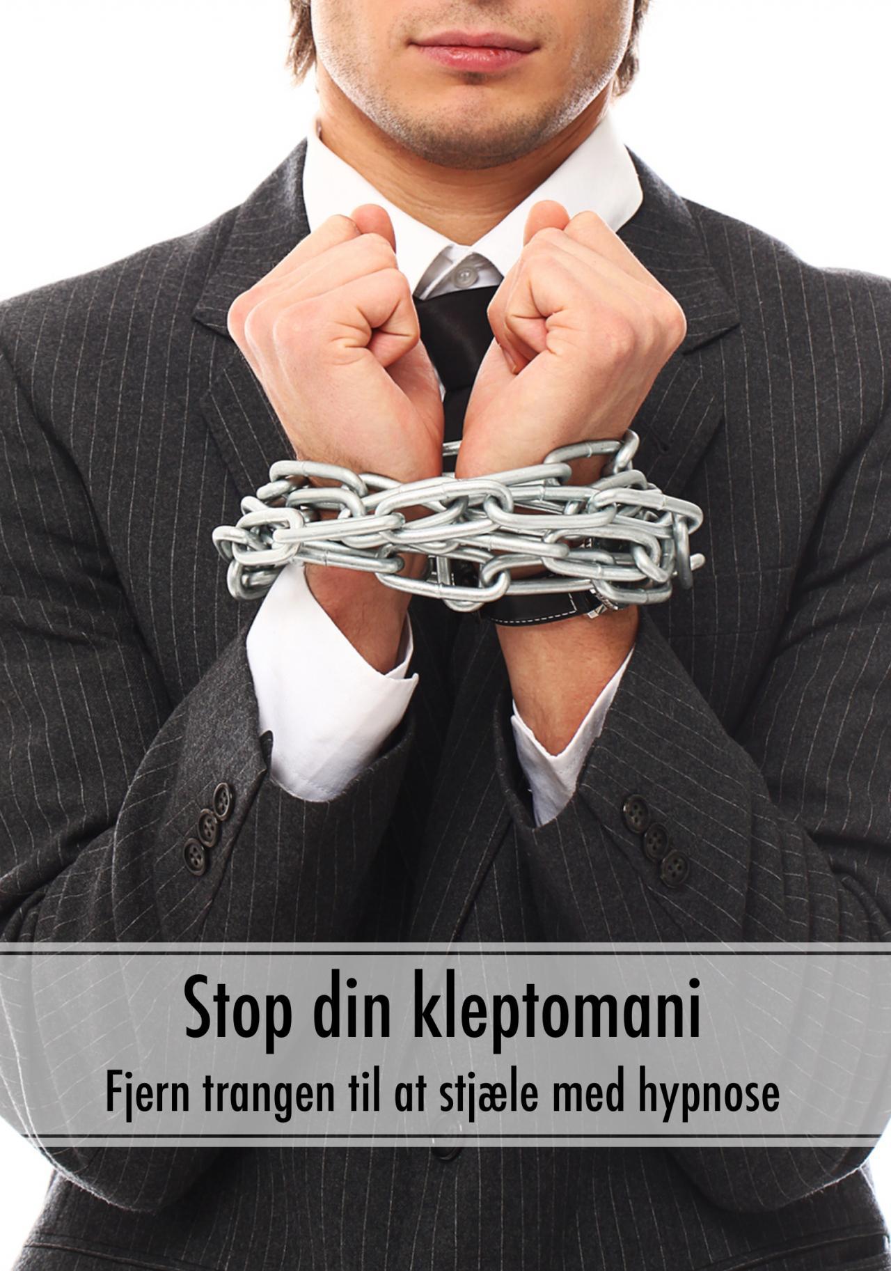 N/A Stop din kleptomani  -  bearbejd trangen til at stjæle med hypnose på mindly.dk