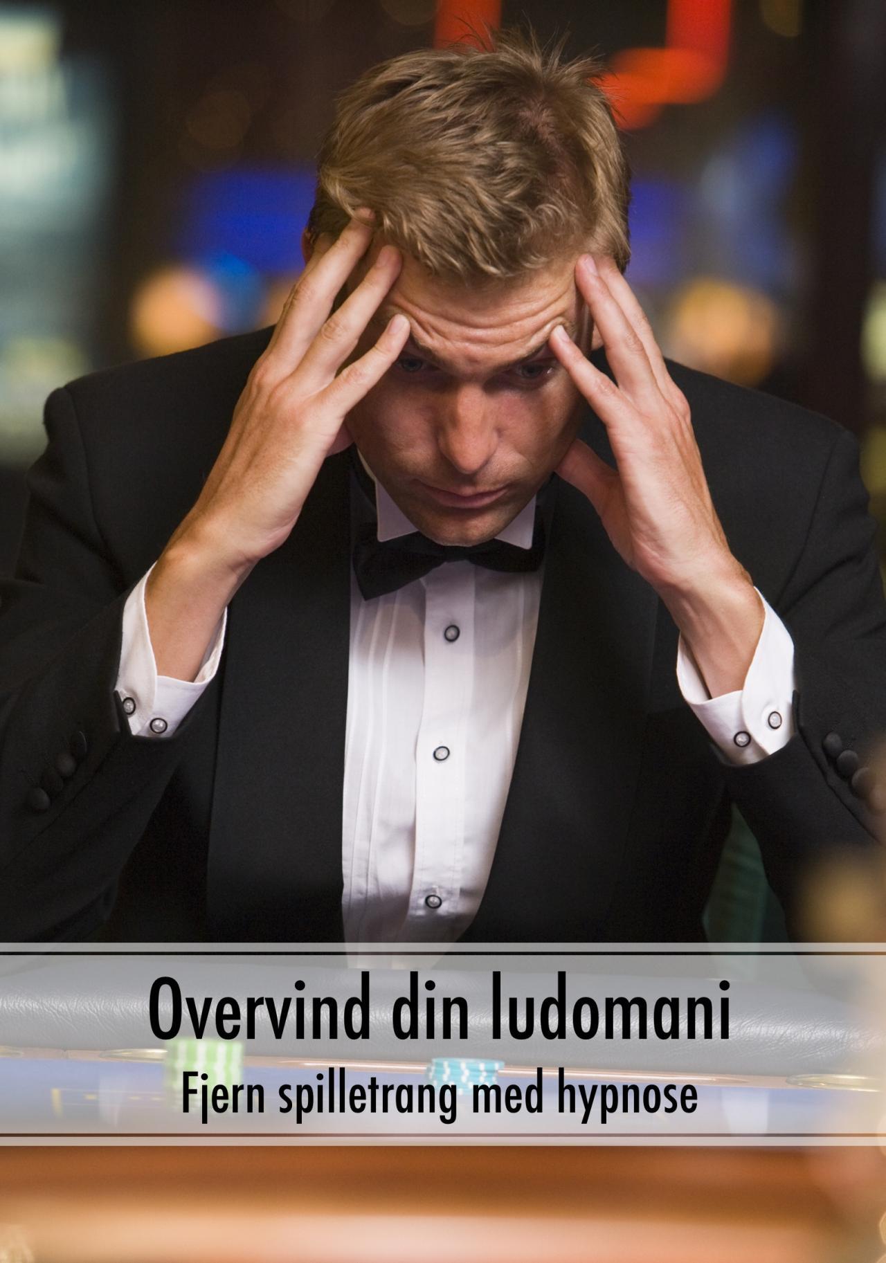 N/A Overvind din ludomani  -  dæmp spilletrang med hypnose fra mindly.dk