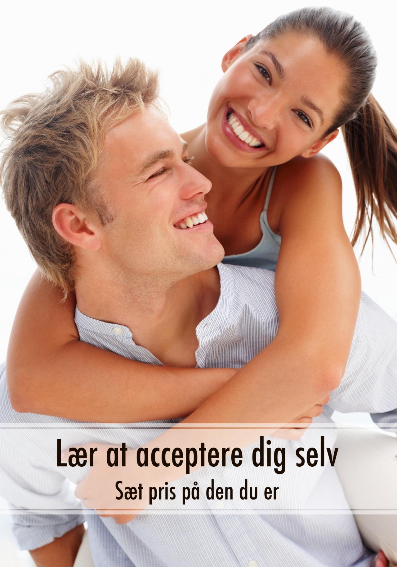Lær at acceptere dig selv - sæt pris på den du er fra N/A på mindly.dk