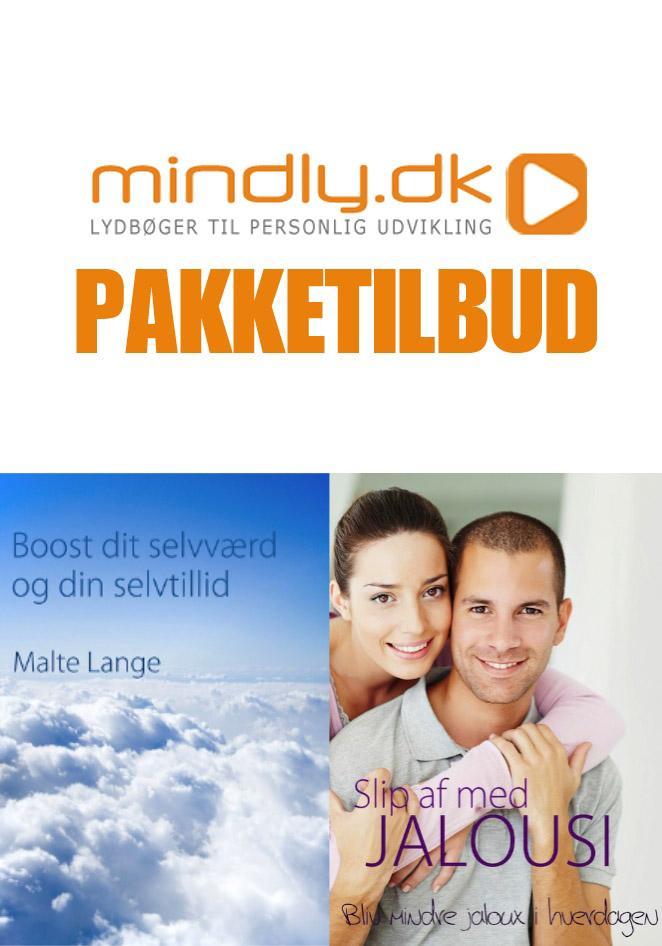 Boost dit selvværd og din selvtillid + slip af med jalousi (pakketilbud) fra N/A fra mindly.dk
