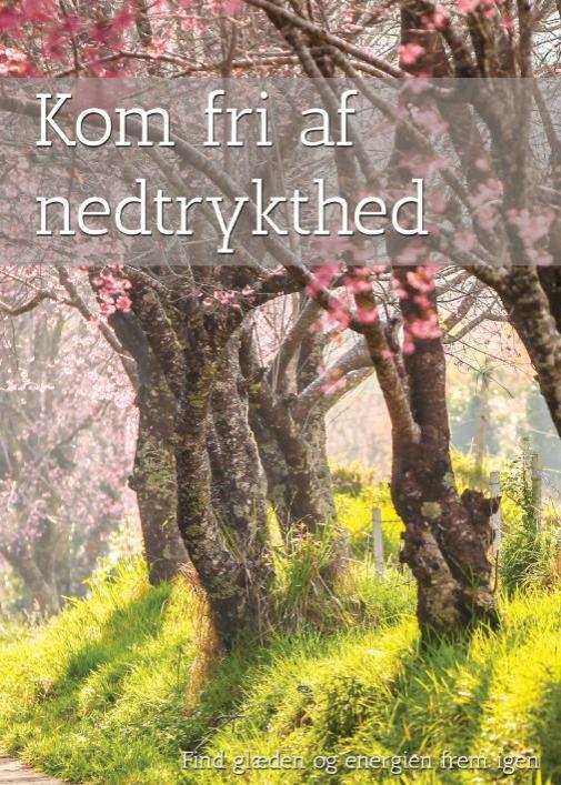 Kom fri af nedtrykthed - find glæden og energien frem igen fra N/A på mindly.dk