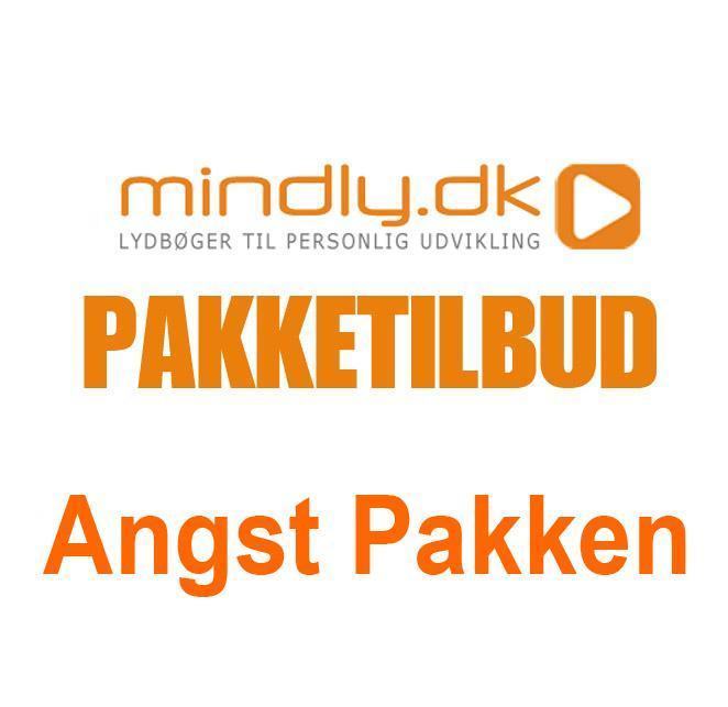 N/A Angst pakken inkl. angst masterclass på mindly.dk
