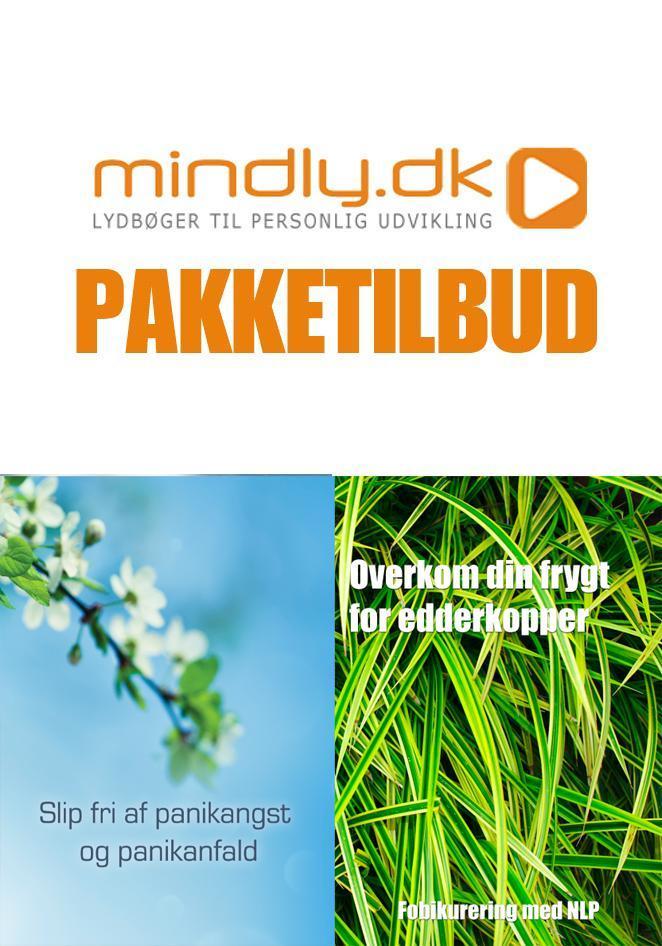 Billede af Slip fri af panikangst og panikanfald + Araknofobi (Pakketilbud)