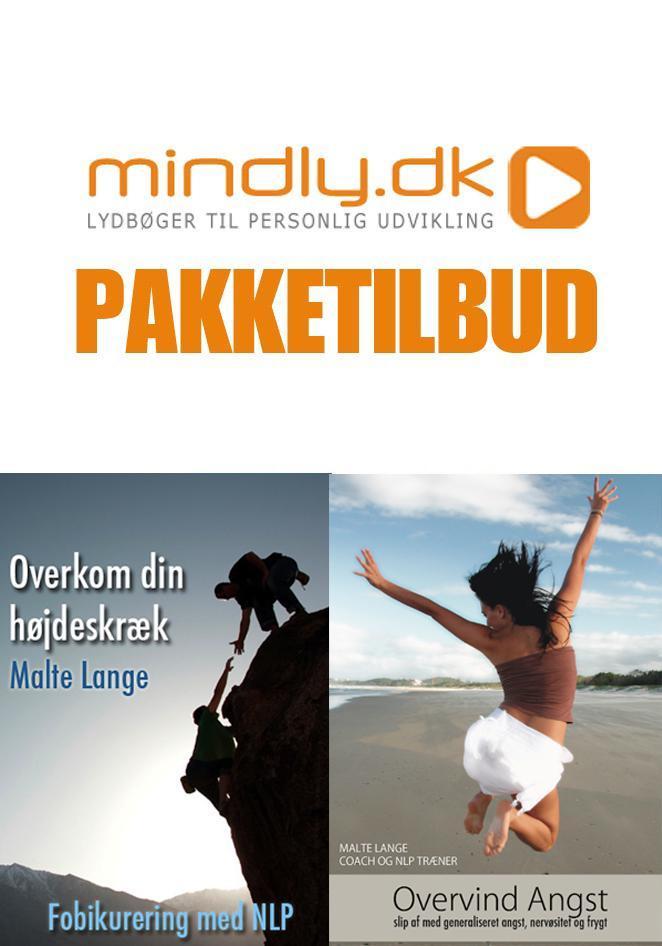N/A Overkom din højdeskræk + overvind angst (pakketilbud) fra mindly.dk