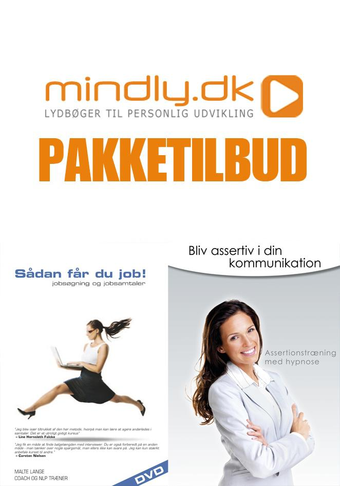 N/A – Sådan får du job + bliv assertiv i din kommunikation (pakketilbud) fra mindly.dk