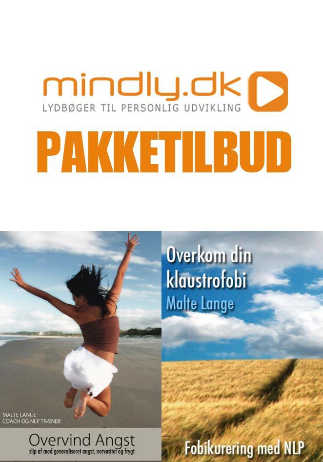 Overkom din klaustrofobi + overvind angst (pakketilbud) fra N/A på mindly.dk