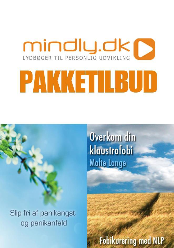 N/A – Overkom din klaustrofobi + slip fri af panikangst og panikanfald (pakketilbud) på mindly.dk