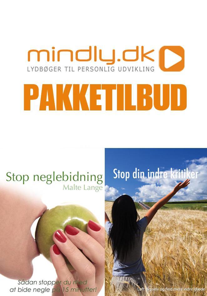 Stop neglebidning + stop din indre kritiker (pakketilbud) fra N/A på mindly.dk