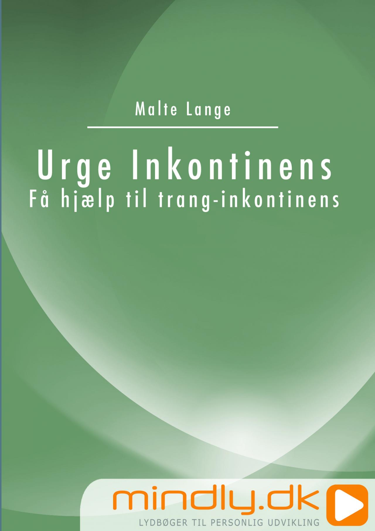 N/A Urge inkontinens - få hjælp til trang-inkontinens på mindly.dk