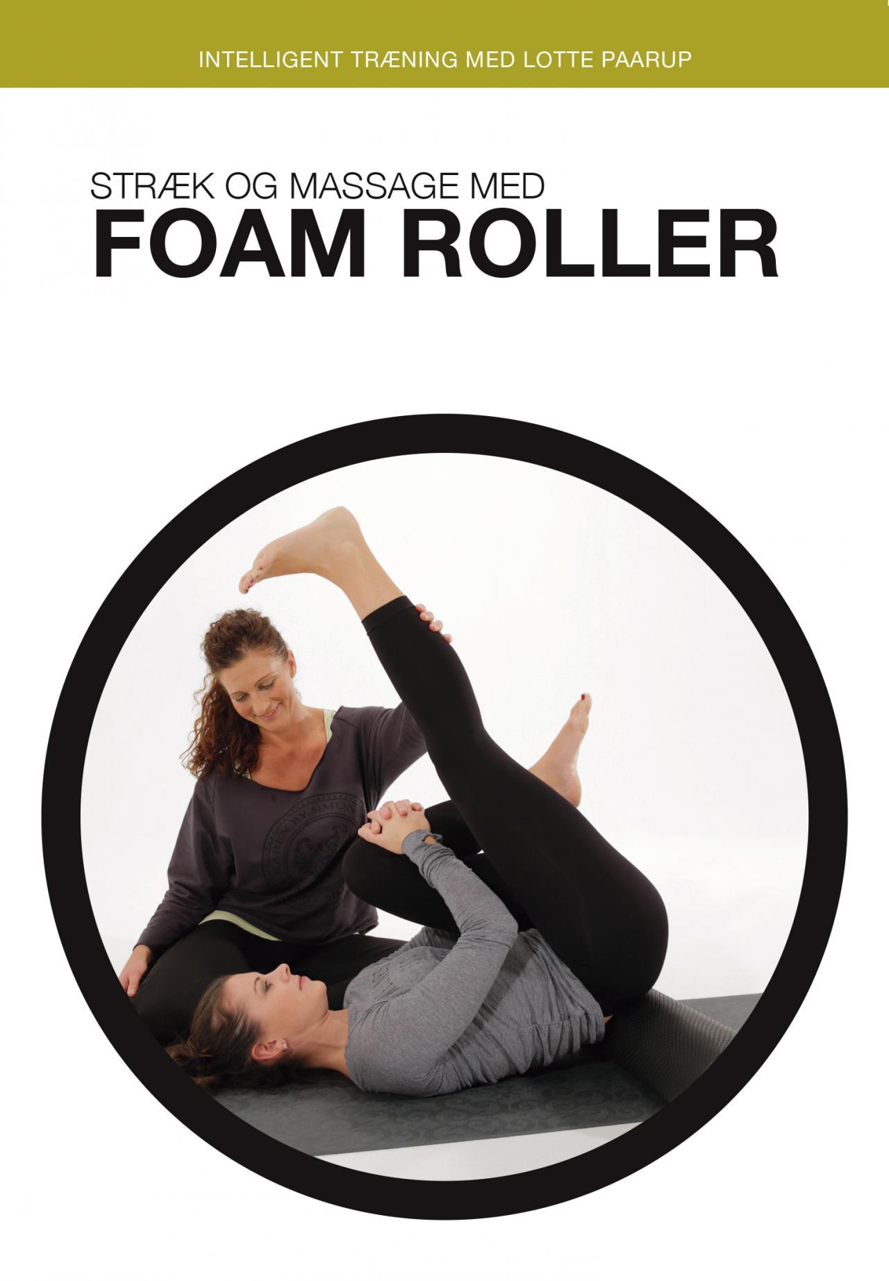 N/A Stræk og massage med foam roller fra mindly.dk