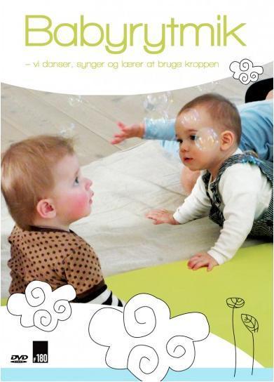 Babyrytmik - vi danser, synger og lærer at bruge kroppen fra N/A fra mindly.dk