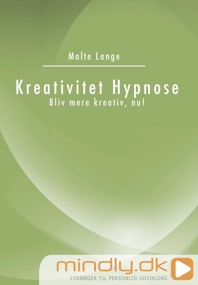Image of   Kreativitet Hypnose - Bliv mere kreativ, nu!