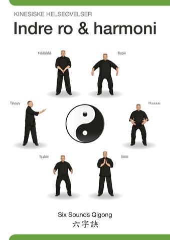 N/A Tai chi: six sounds qigong - indre ro & harmoni bog fra mindly.dk