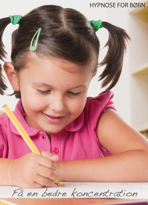 Image of   Hypnose for børn: Få en bedre koncentration