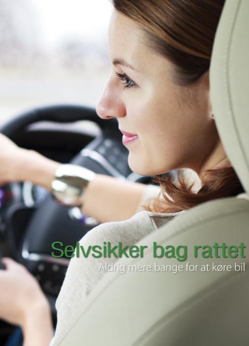 Billede af Selvsikker bag rattet - Aldrig mere bange for at køre bil