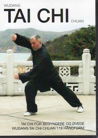 Wudang Tai Chi 119 Håndform DVD