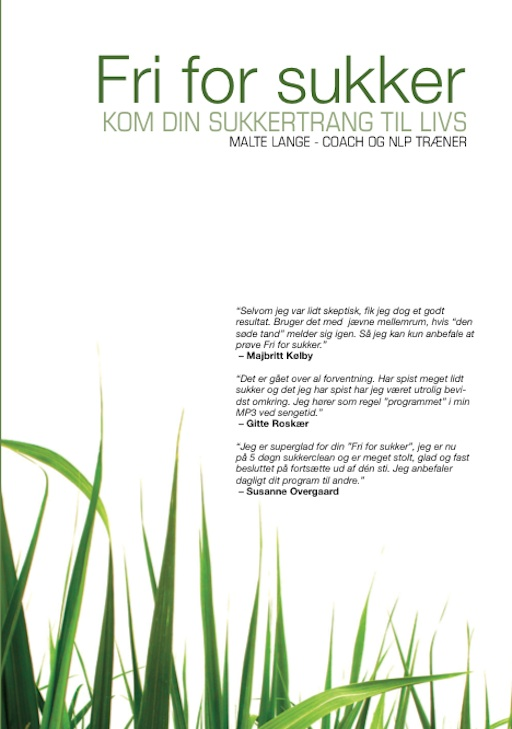 Fri for sukker - kom din sukkertrang til livs cd