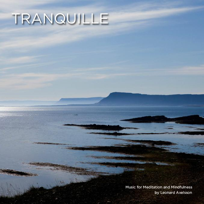 Billede af Tranquille - Musik til meditation og mindfulness meditation