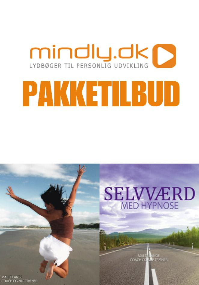 Image of   Overvind angst + Selvværd med hypnose (Pakketilbud)
