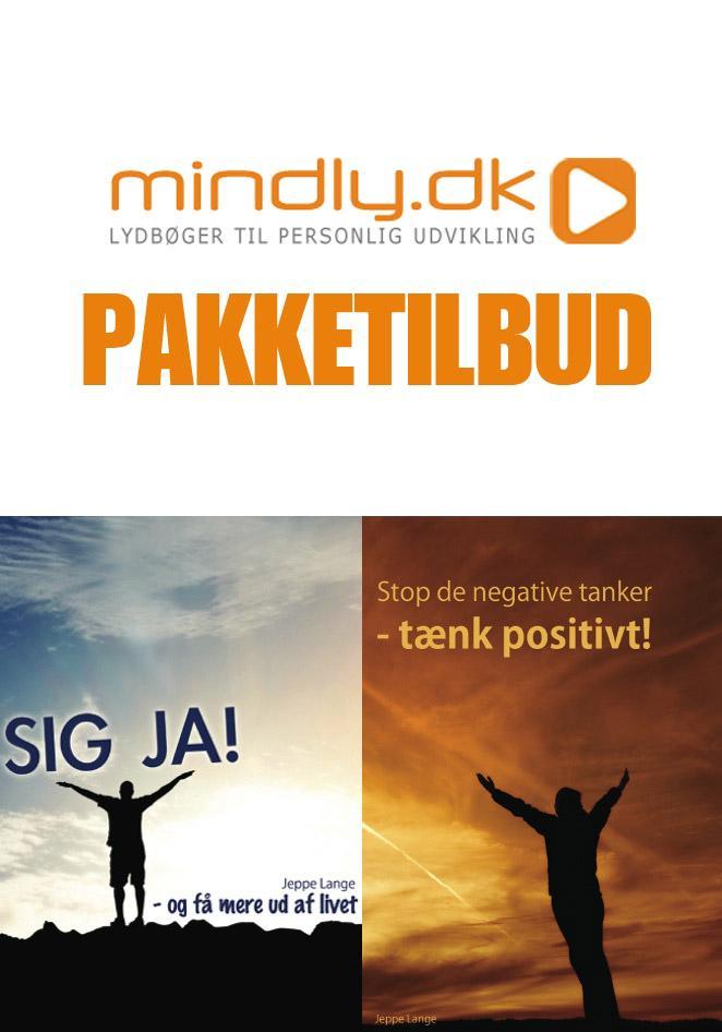 Image of   Sig ja! + Stop de negative tanker (Pakketilbud)
