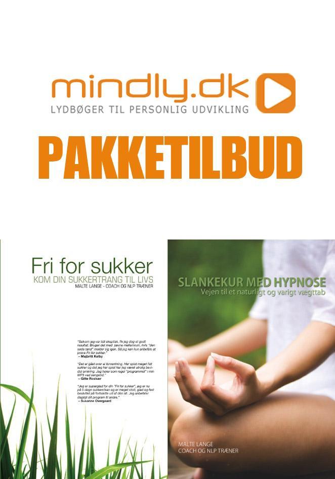 Image of   Slankekur med hypnose + Fri for sukker (Pakketilbud)