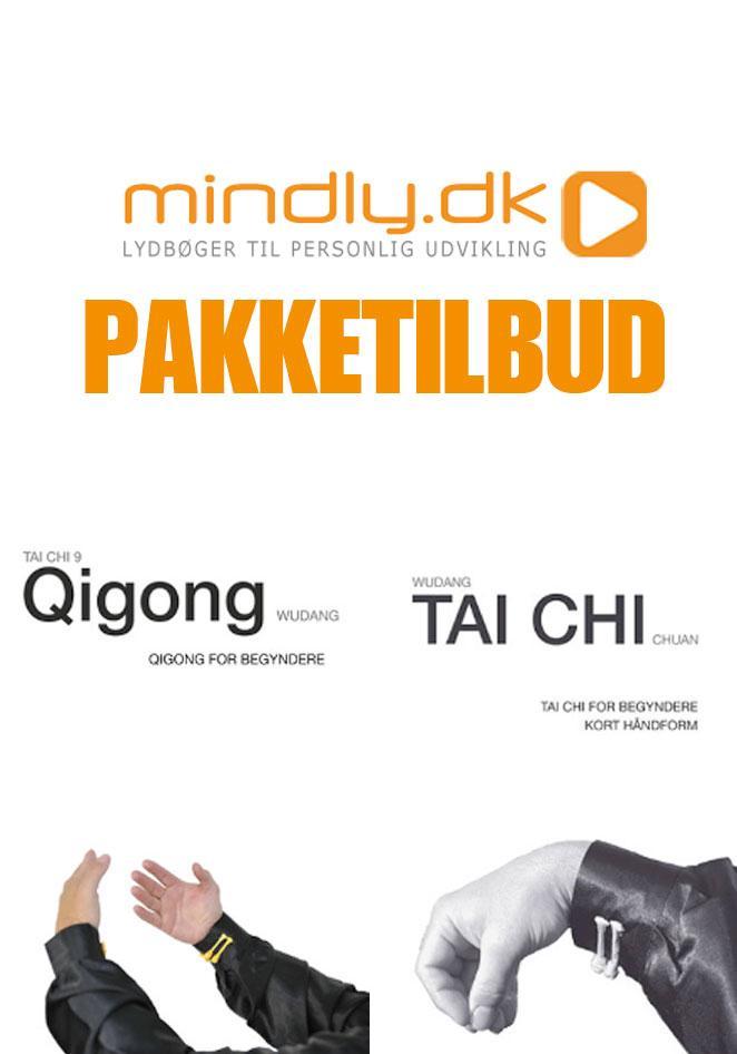 Image of   Tai Chi 9 Qigong + Tai Chi 34 DVD (Pakketilbud)