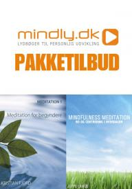 Meditation for begyndere + Mindfulness Meditation + Meditationsmusik (Pakketilbud)