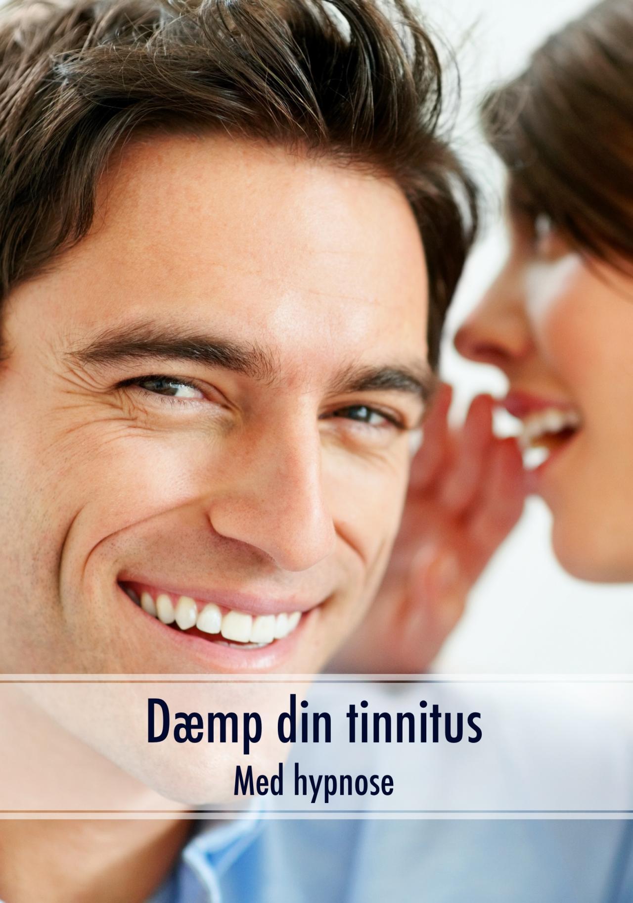 Image of   Dæmp din tinnitus med hypnose