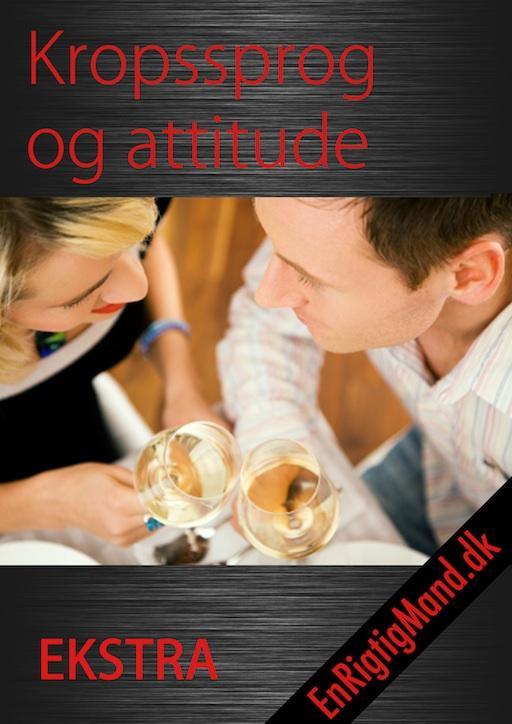 Image of   Kropssprog og Attitude - Lær at læse og bruge kropssprog