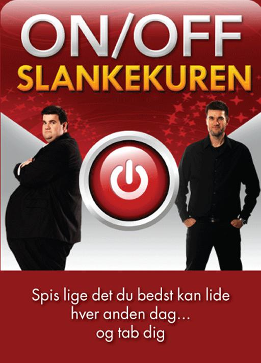 ON/OFF slankekuren CD