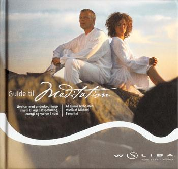 Image of   Guide til meditation - Bjarne Nybo