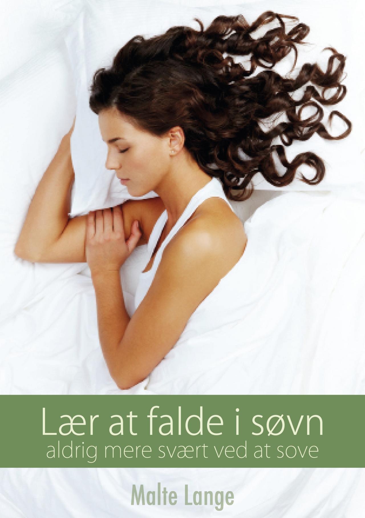 Image of   Lær at falde i søvn - aldrig mere svært ved at sove (Hypnose)