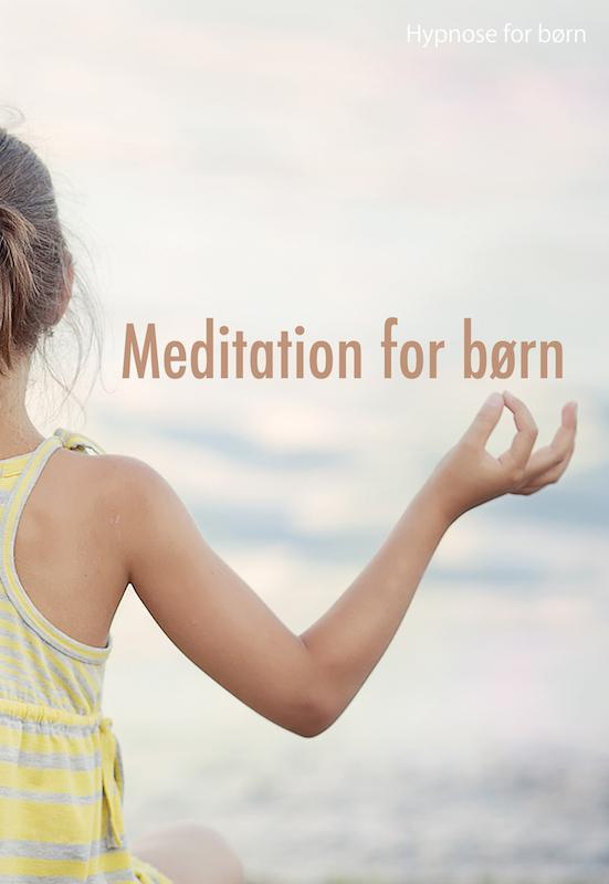 Billede af Meditation for børn