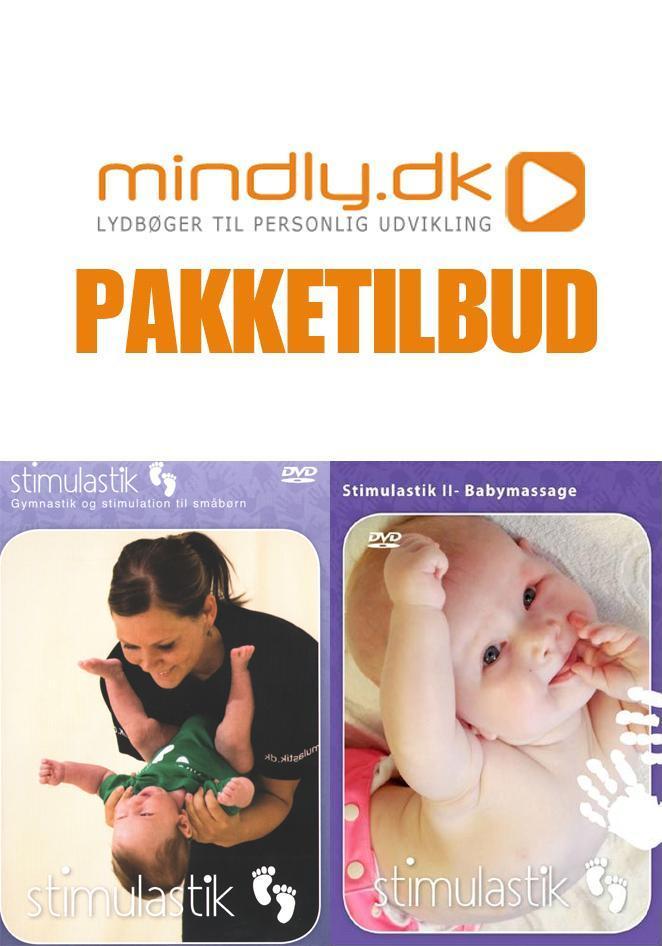 Image of   Stimulastik 1 + Stimulastik 2 (Pakketilbud)