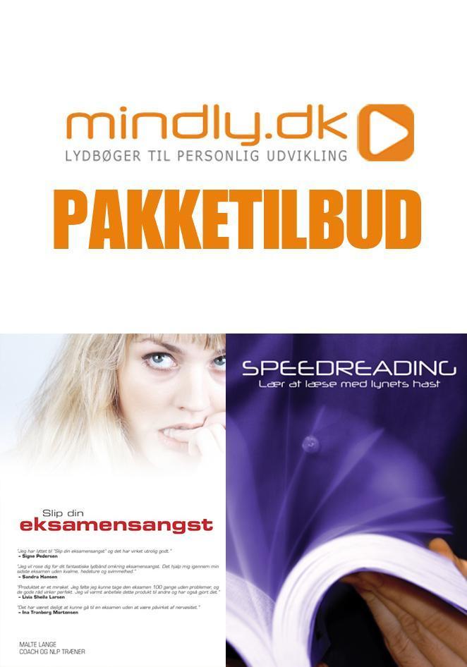 Image of Eksamensangst + Speedreading (Pakketilbud)