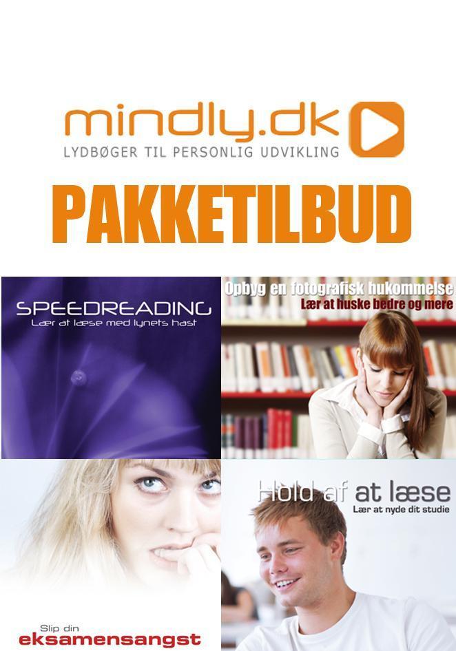 Image of Eksamensangst - Superpakken