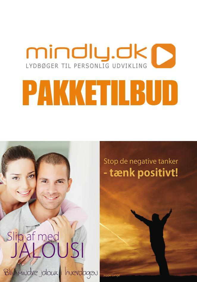 Slip af med jalousi + Stop de negative tanker (Pakketilbud)
