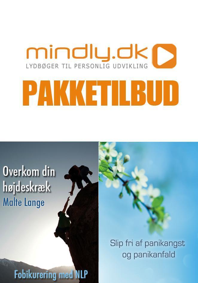 Billede af Overkom din højdeskræk + Slip fri af panikangst (Pakketilbud)