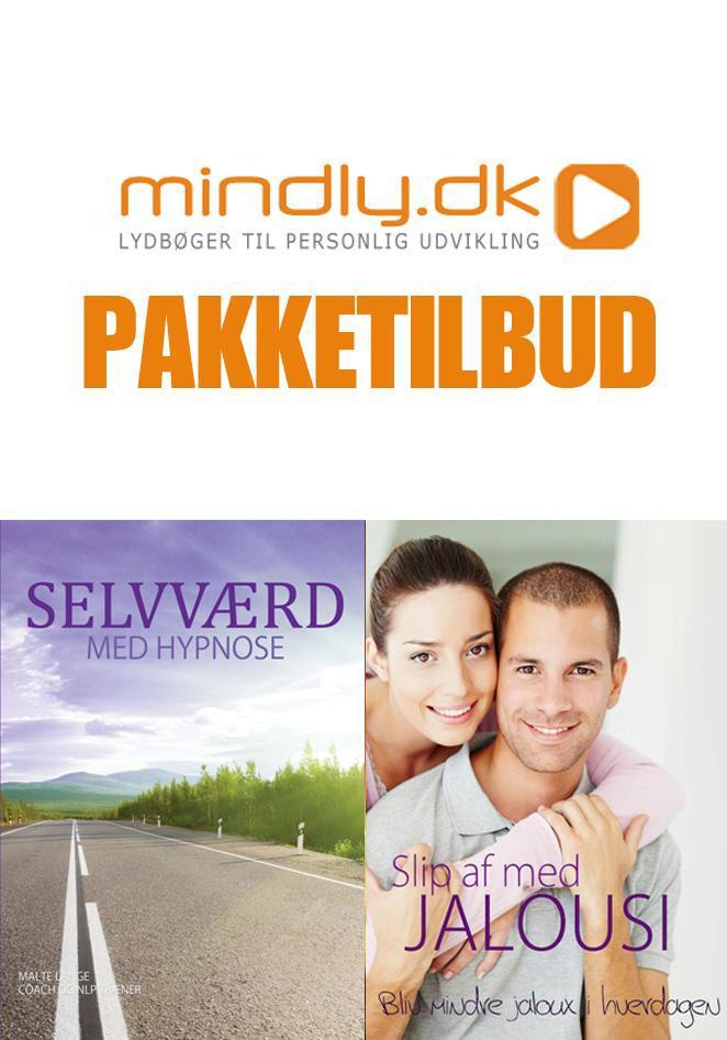 Image of   Selvværd med hypnose + Slip af med jalousi (Pakketilbud)