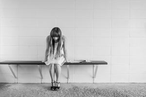 unge med depression