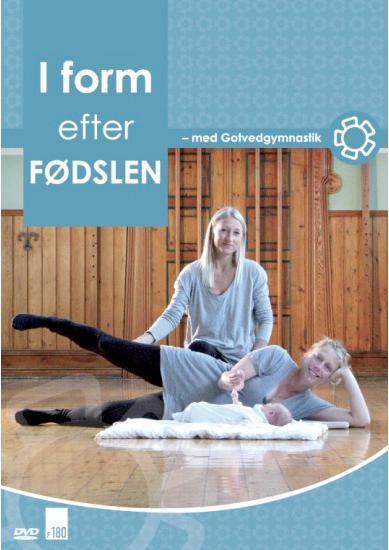 Image of   I form efter fødslen med Gotvedgymnastik