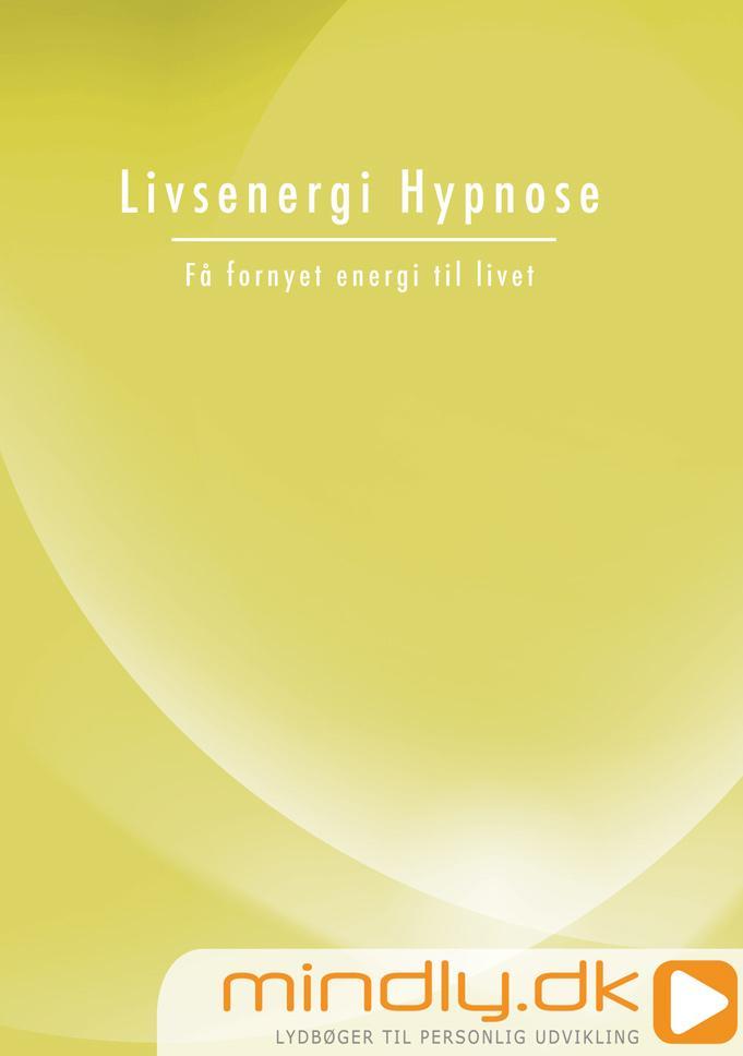 Billede af Livsenergi Hypnose - Få fornyet energi til livet