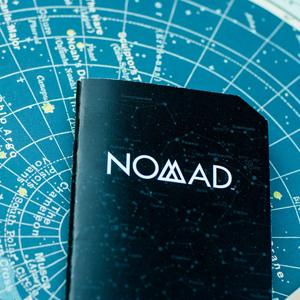 Space notebook Nomad
